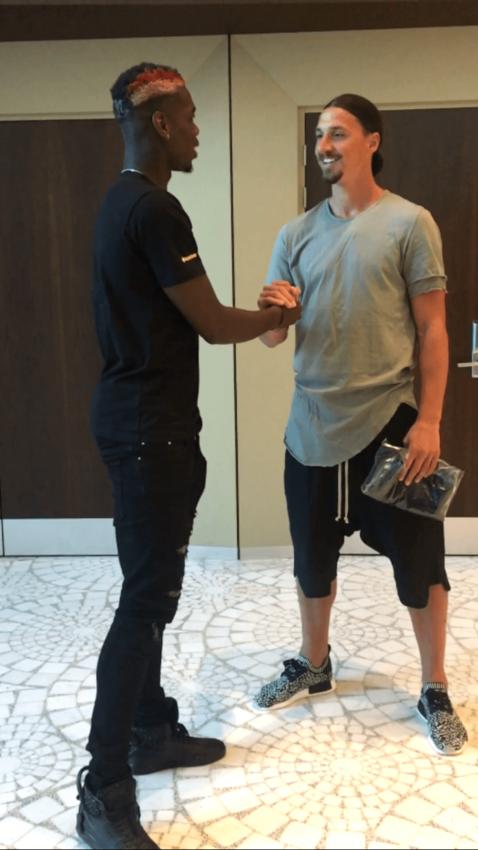 The Day I Met Zlatan