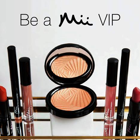 Make Up by Mii