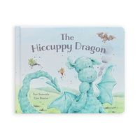 The Hiccuppy Dragon Story Book