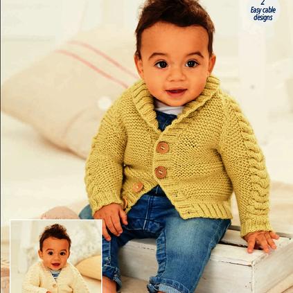 9760 Bambino DK Pattern