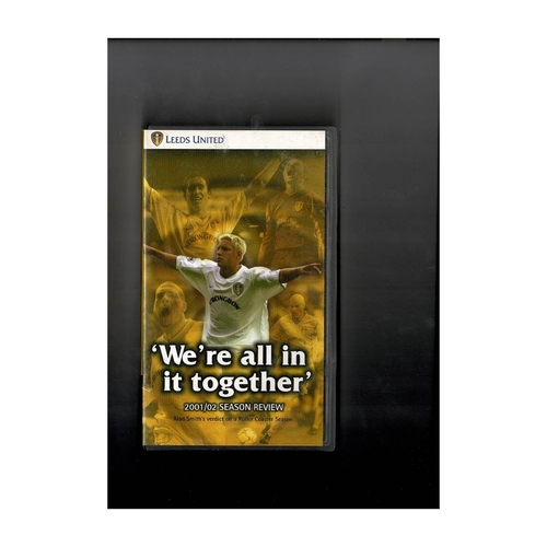 Leeds United we're all in it together 2001/02 - Video