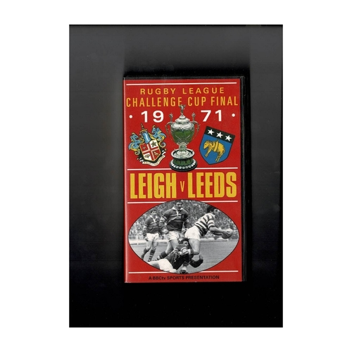 Rugby League Programmes