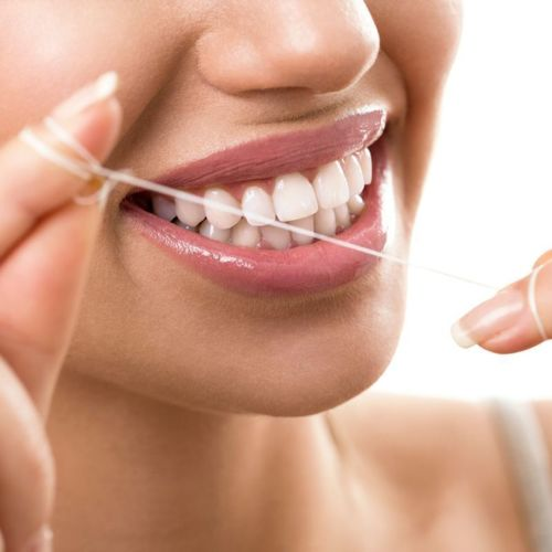 Eyes and Smiles Best Fresh Breath Treatment Clinic for bad breath halitosis condition floss
