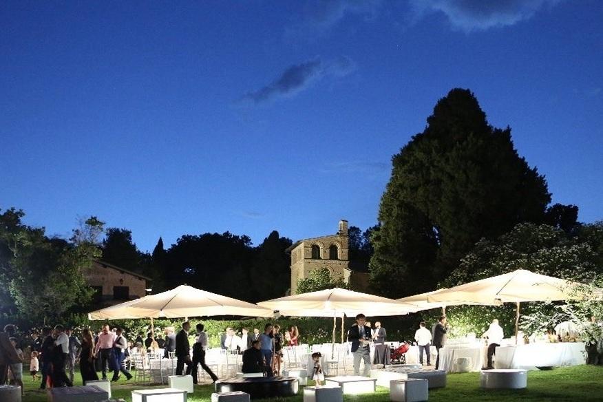 Parkland Venue on Lake Bracciano