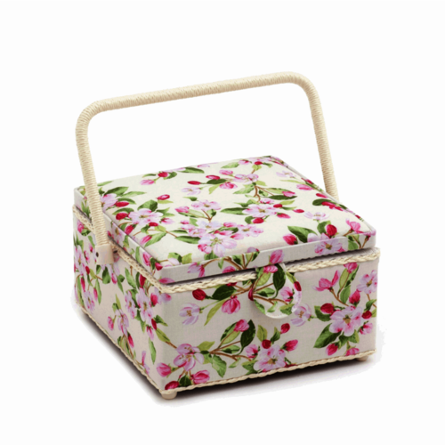 Sewing Box Apple Blossom Festival Medium