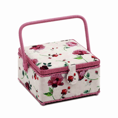 Sewing Box Rosewater Medium