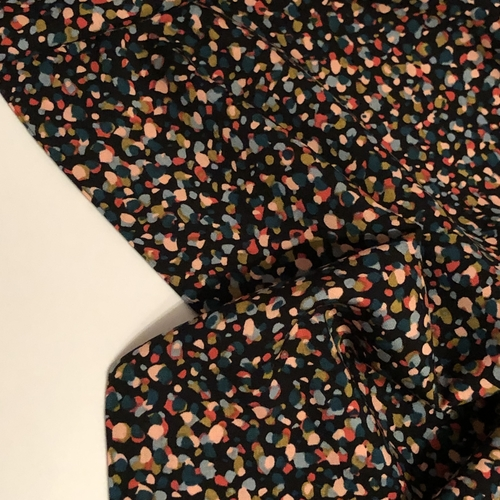 ****OUT OF STOCK****Fragments Black Viscose