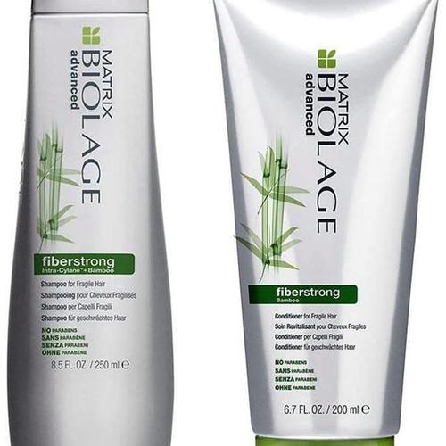 Biolage Fiberstrong Shampoo & Conditioner