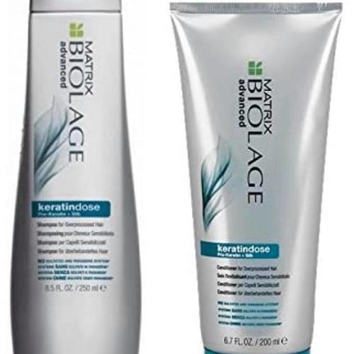 Biolage Keratindose Shampoo & Conditioner