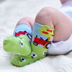 Powellcraft Farmyard Socks