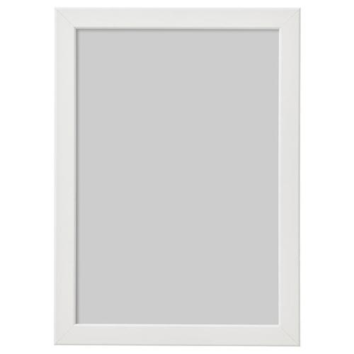 A4 Basic White Frame (21x30cm)