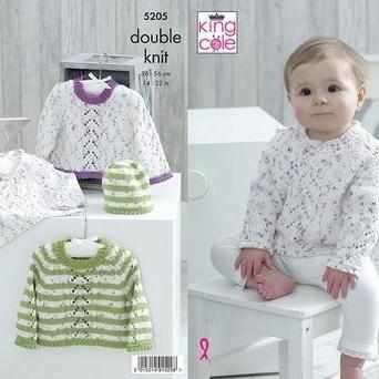 5205 Cottonsoft Candy DK Pattern