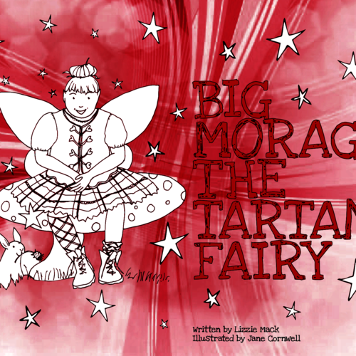 Big Morag the Tartan Fairy