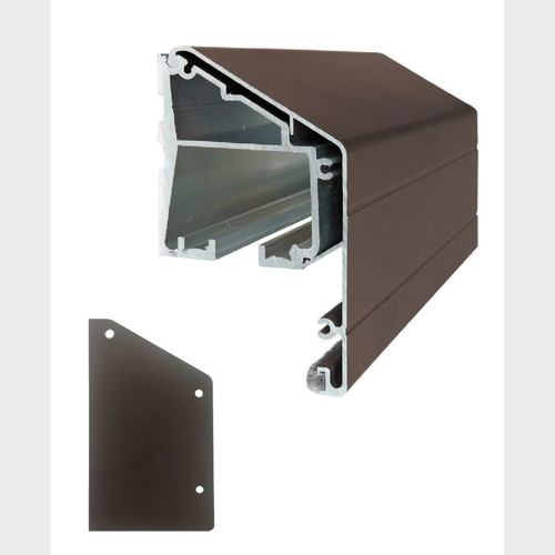 Wall Mount Sliding Door Track Kit