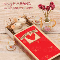 Anniversary Husband