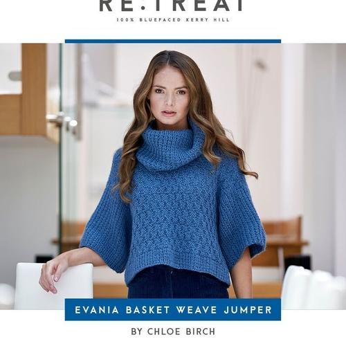 Evania Basket Weave Jumper