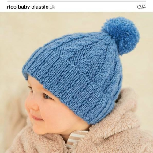 094 Baby Classic DK Pattern