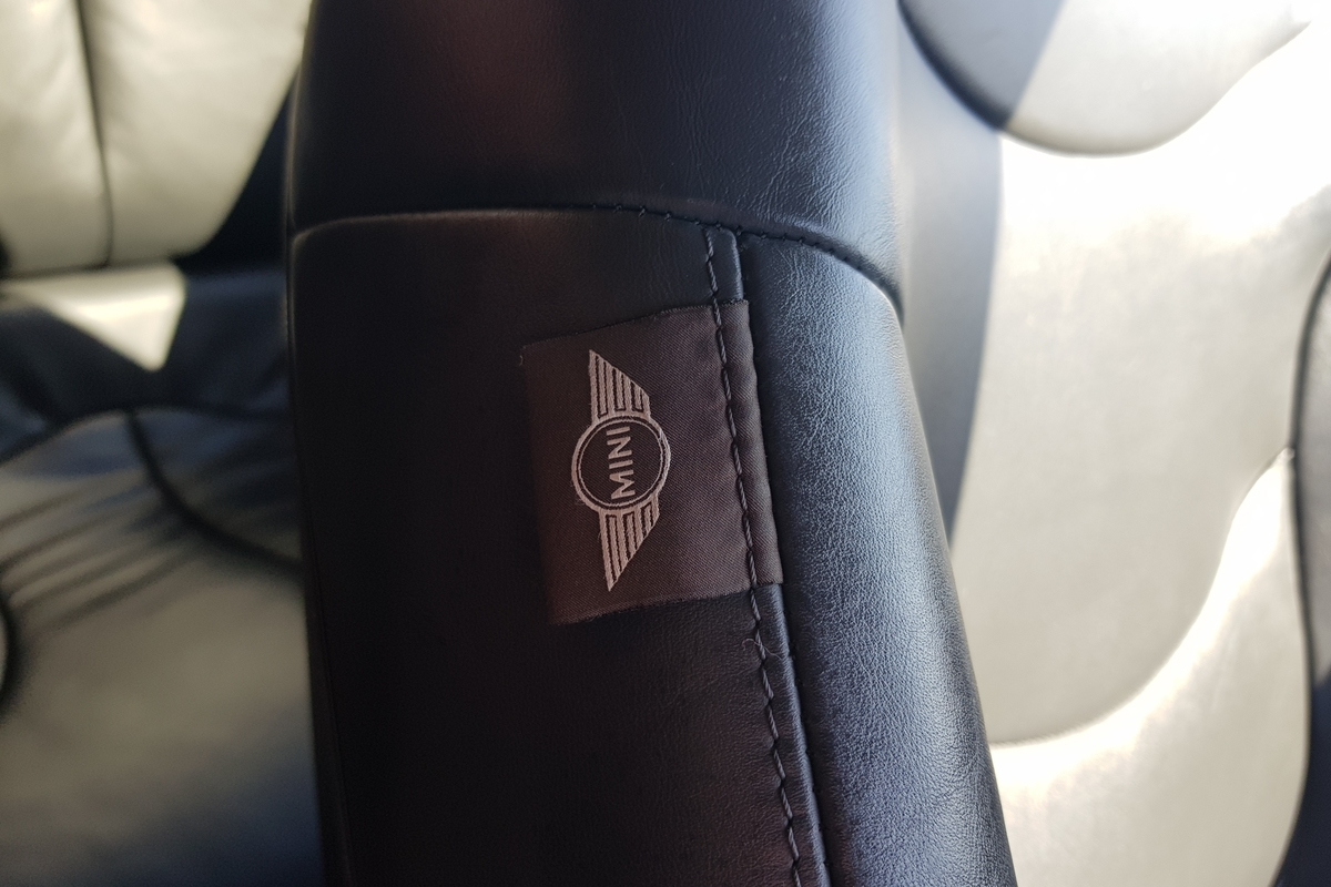 MINI 1.6 Cooper S 3dr - Full Leather Interior - Bluetooth Connectivity