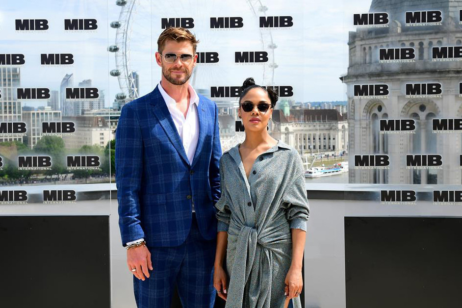 CHRIS HEMSWORTH: MEN IN BLACK INTERNATIONAL