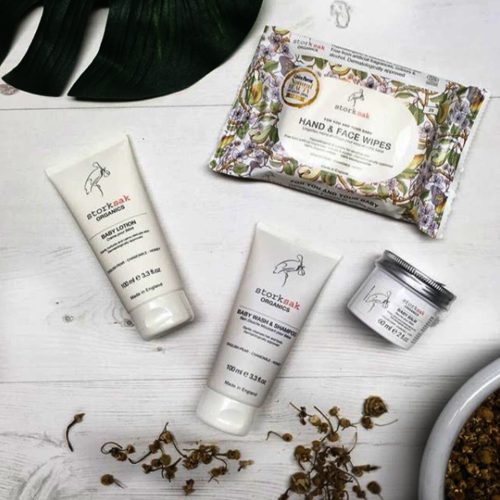 Little Traveller Bath and Body Collection