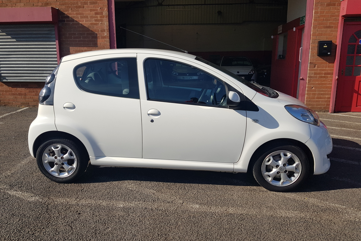 Citroen C1 1.0i VTR+ 5dr - Very Low Mileage - Cheap Insurance & Tax