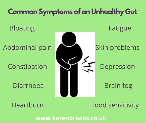 Healthy Gut, Healthy Body, Healthy Mind