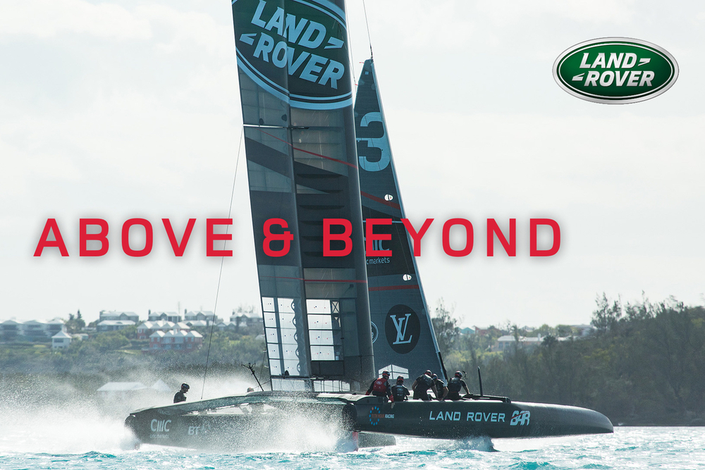 LAND ROVER BAR: ABOVE & BEYOND (360° VIDEO)