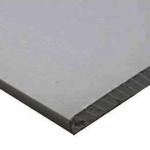 Standard wall board sq edge