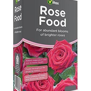 Vitax Rose Food 2.5kg