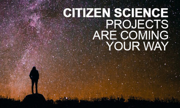 Astronomy Citizen Science Projects