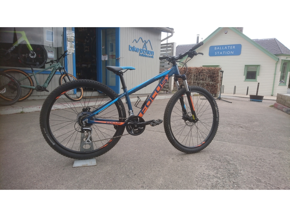 Focus Whistler xs-sold