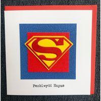 Penblwydd Hapus Superman