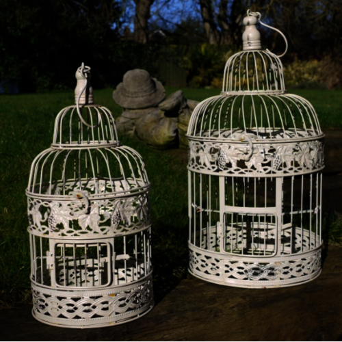 Birdcages - set of 2