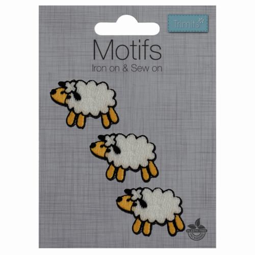 Motif - 3 Sheep