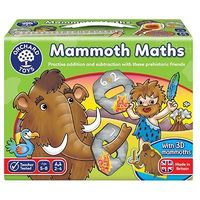 Mamouth Maths Game