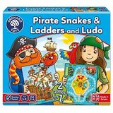 Pirate Snakes And Ladders Game