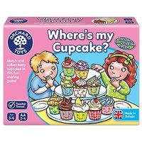 Where's My Cupcake Game