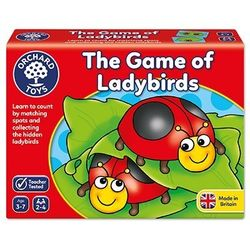 Ladybirds Game