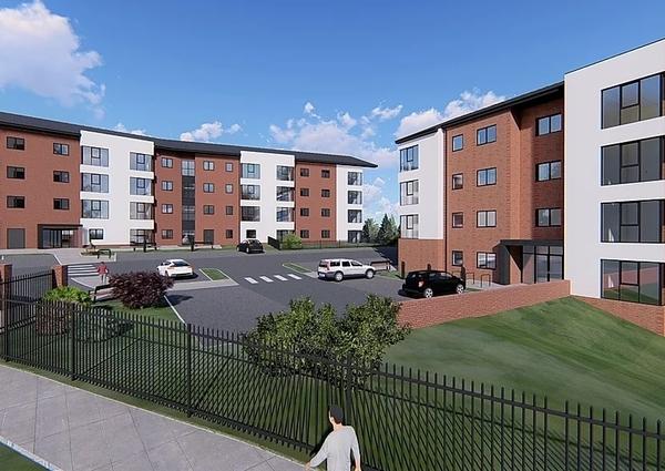 Interior design underway for Queenshill Avenue care facility for LJHA