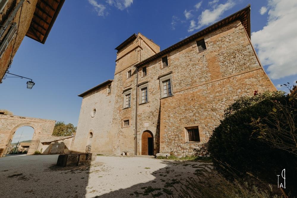 Rustic Monastery