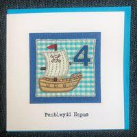 4 Penblwydd Hapus