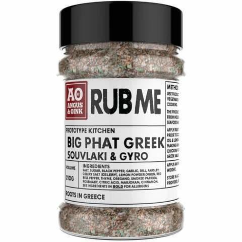 Big Phat Greek (Souvlaki & Gyro)