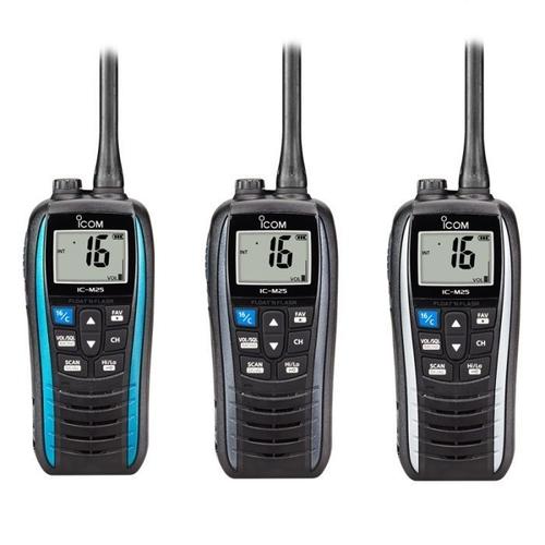 ICOM IC-M25 VHF Marine Radio
