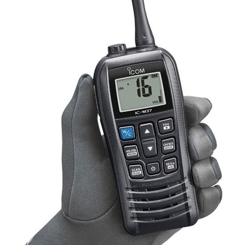 ICOM IC-M37E VHF Marine Radio