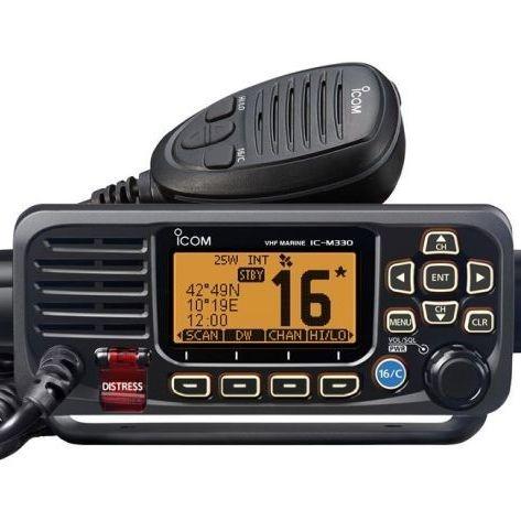 ICOM IC-M330GE Compact VHF/DSC Marine Radio