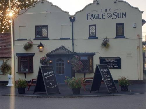 Eagle & Sun