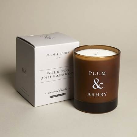 Candle Wild Fig and Saffron