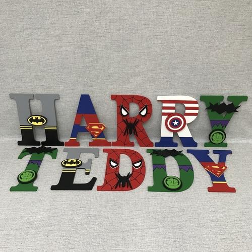 HERO letters