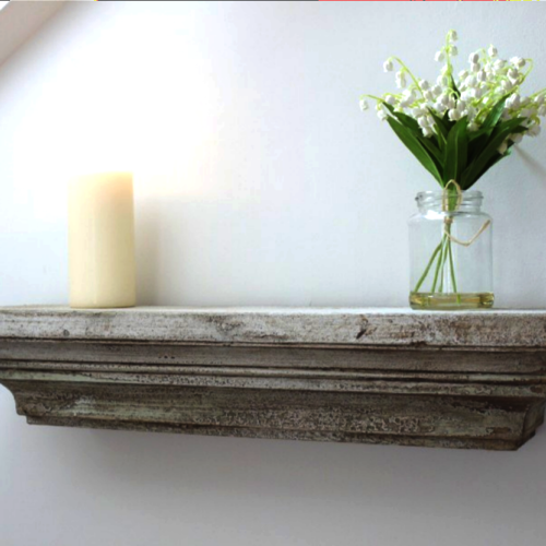 Shabby Chic Wooden Shelf