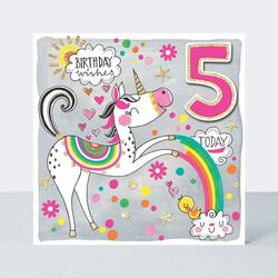 Age 5 Birthday